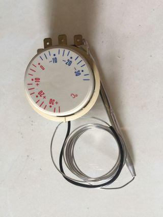新品控溫零件組 溫度控制器 溫控器 具溫度教正孔 溫控開關0-40度