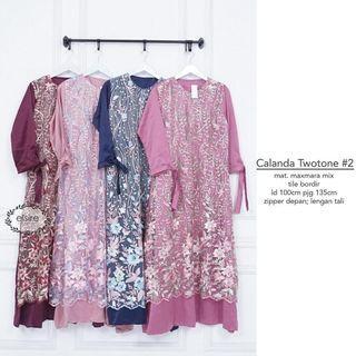CALANDA TWOTONE DRESS.2