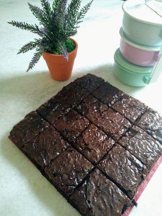 Brownies Bajet(9 inci)