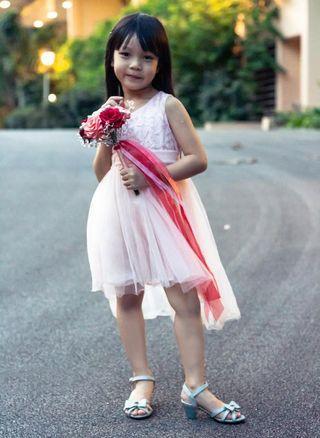 Flower Girl Wedding Bouquet