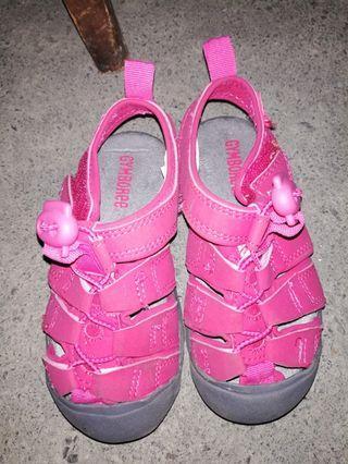 Gymboree pink sandal