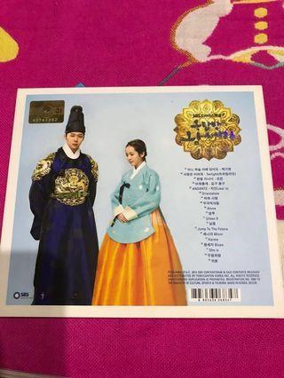 🚚 特價 韓劇 閣樓上的王子(屋塔房王世子)電視劇原聲帶 100元