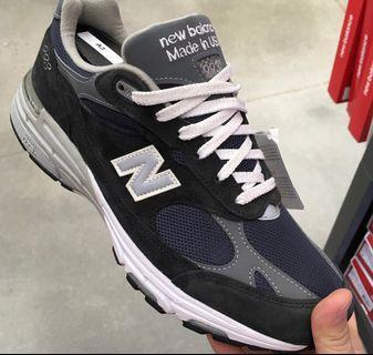 New Balance 993 USA NAVY
