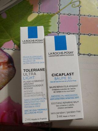 La Roche-Posay sample b5 Ultra cream