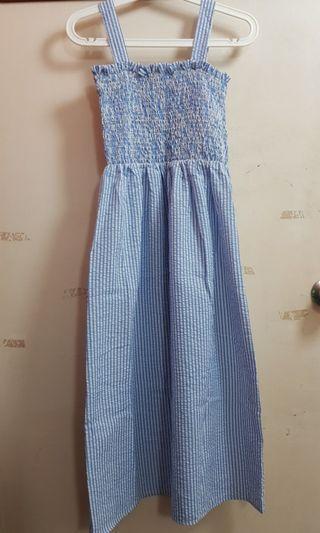 Stripe Midi Dress #ENDGAMEyourEXCESS
