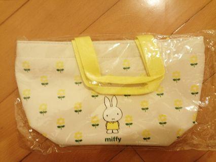 MIFFY袋 黃色
