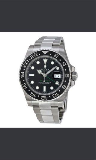 Buying ALL rolex GMT-Master II 116710LN