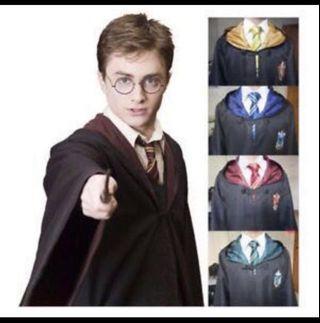 Harry Potter Costume Slytherin / Hufflepuff / Gryffindor / Ravenclaw