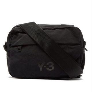 Y3 Shoulder Bag 人氣斜孭袋