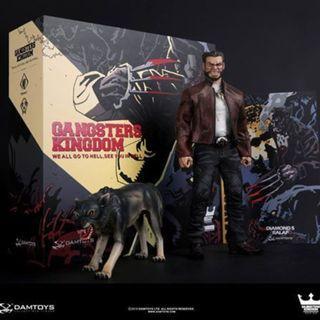 Dam Toys GK011 - Gangsters Kingdom - Ralap Diamond 5 Logan Wolverine Hot Toys