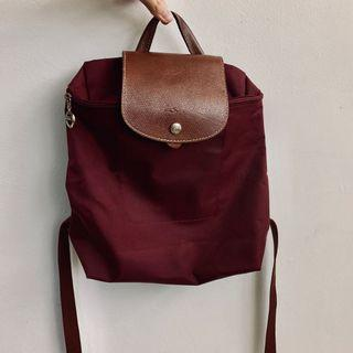 Longchamp 尼龍後背包(含店到店)