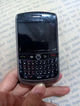Blackberry javelin batangan