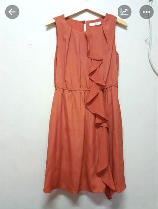 Dress kantor / formal/ pesta size L