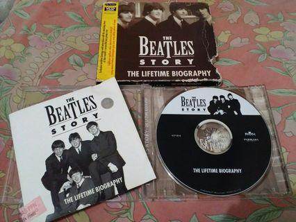 Vcd the Beatles story (the lifetime biography)