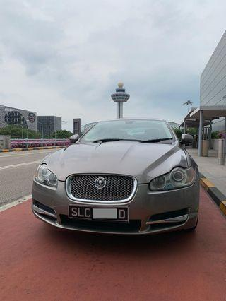 Jaguar 3.0V6 for Rental