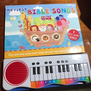 Kids Piano - My First Bible Songs
