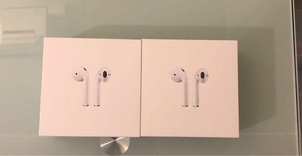 Apple Airpods吉盒