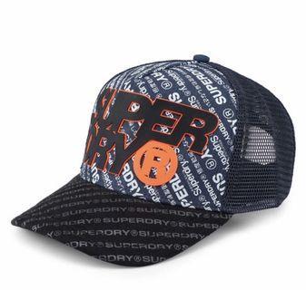 🧞♂️全新Superdry Cap帽🧞♂️
