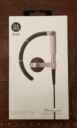 🔥BRAND NEW🔥 B & O EARSET 3i - Black