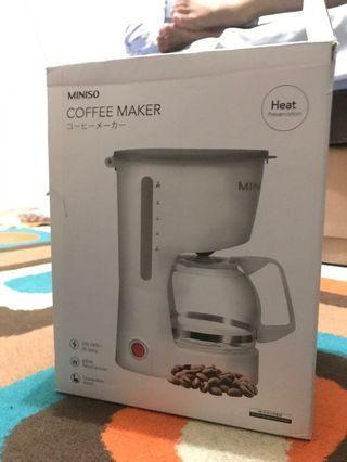 Coffee Maker miniso