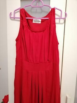 Red Dress (Mocca brand)