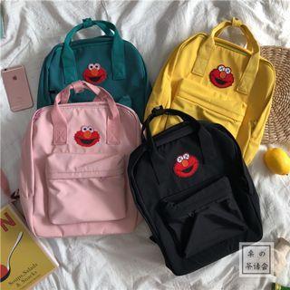 (INSTOCK) Elmo x Kaws Kanken Bag