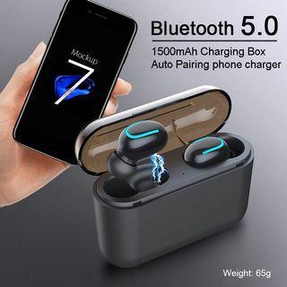 HQB-Q32 5.0 TWS。Binaural stereo headphones