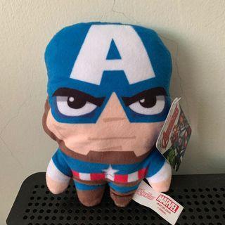 🚚 Marvel Captain America Palm size plush toy