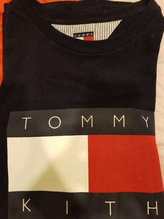 Tommy x Kith Authentic Shirt L Size