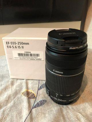 Canon EF-S55-250mm 鏡頭
