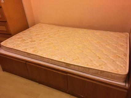 Almost new mattress 近乎全新 床褥