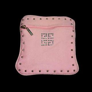 Studded Rhinestone Givenchy Make Up Pouch