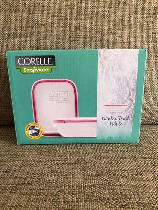🚚 Corelle Snapware 1.85L