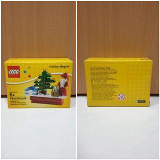 Lego Holiday Scene Magnet (853353)