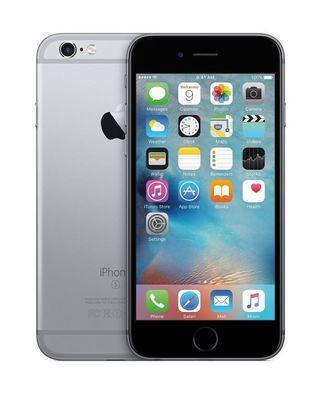 IPhone 6s, 16 GB, Silver, UNLOCKED