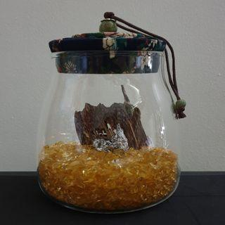 Feng Shui Wealth Attracting Vase (SMALL) / 风水招财宝瓶
