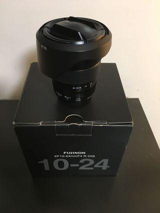 WTT Fujifilm 10-24mm for 35mm F1.4
