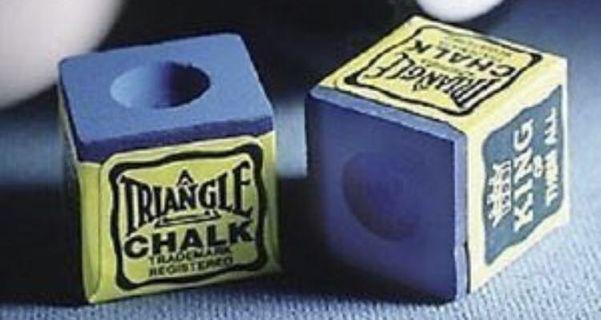 US Triangle Chalk
