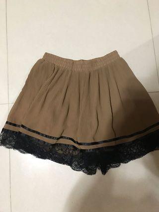 🈹️全新韓國雪紡裙褲,為求盡快清如購買多一條減$10或購買三條只售$100