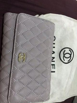 Chanel WOC ZIP