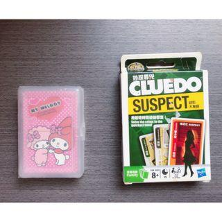 [桌上遊戲] 各類紙牌遊戲 card game