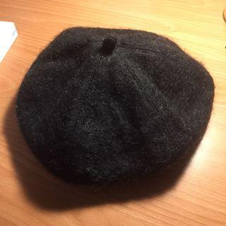 🚚 貝雷帽[黑色]
