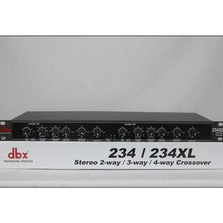 New  dbx 234XL Professional Crossover For Sale