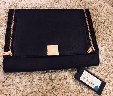 Ted Baker clutch handbag pouch