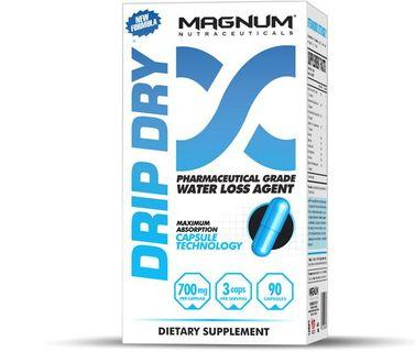 Magnum DRIP DRY Water Reduction Agent (bodybuilding supplement)