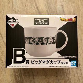 [🇯🇵日版]DRAGON BALL龍珠一番賞B賞白色大柄杯