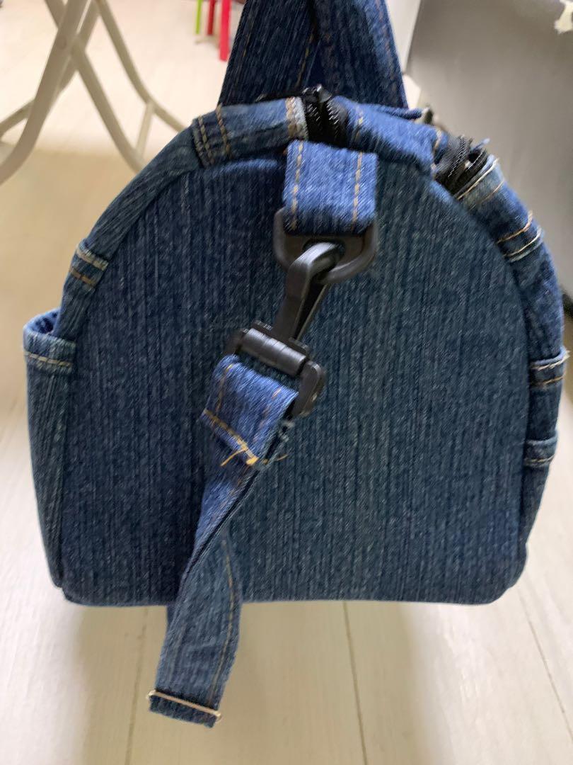 牛仔褲手袋