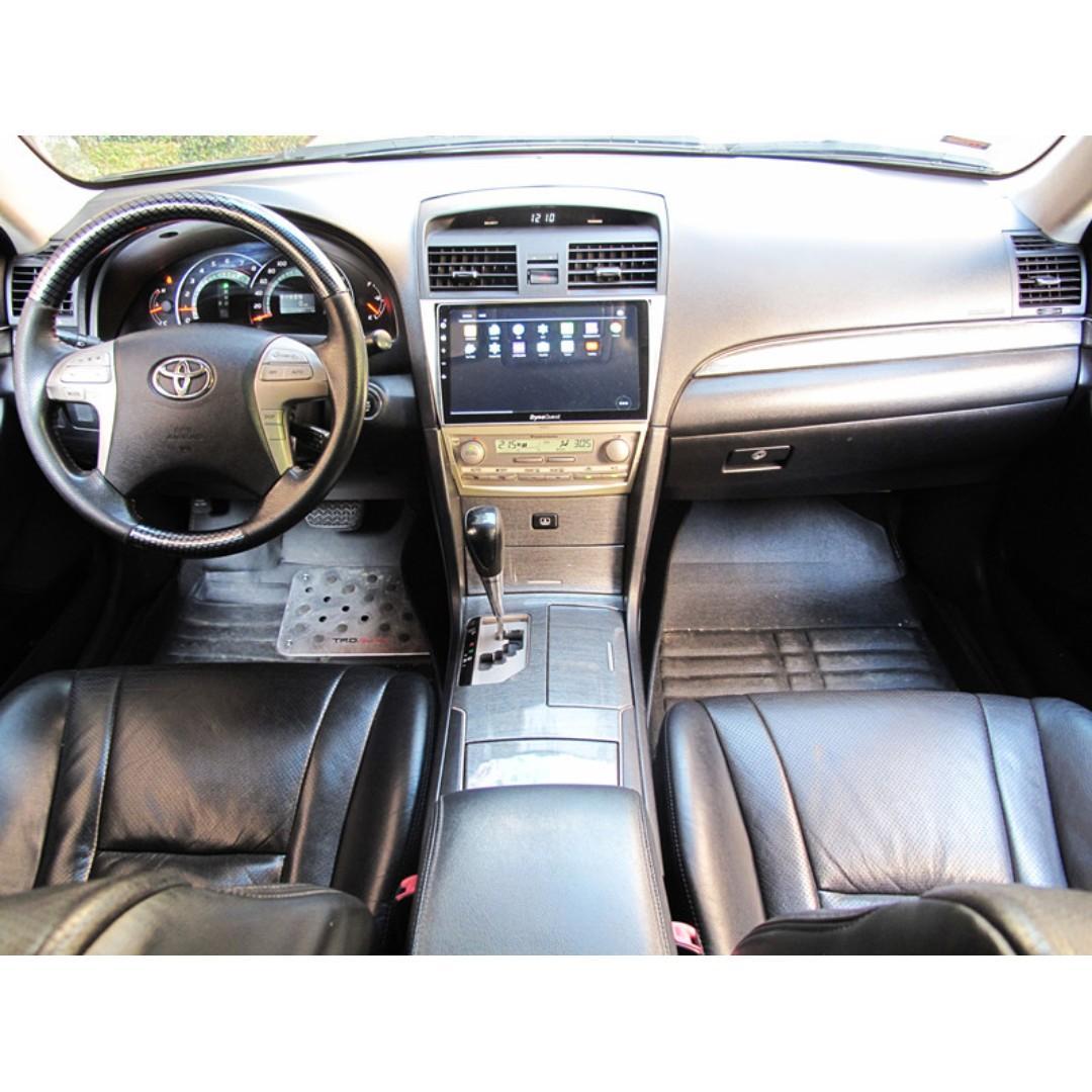暢銷車型 CAMRY 3.5V 各式精品改裝 提升安全性 無重大事故泡水 SAVE認證車