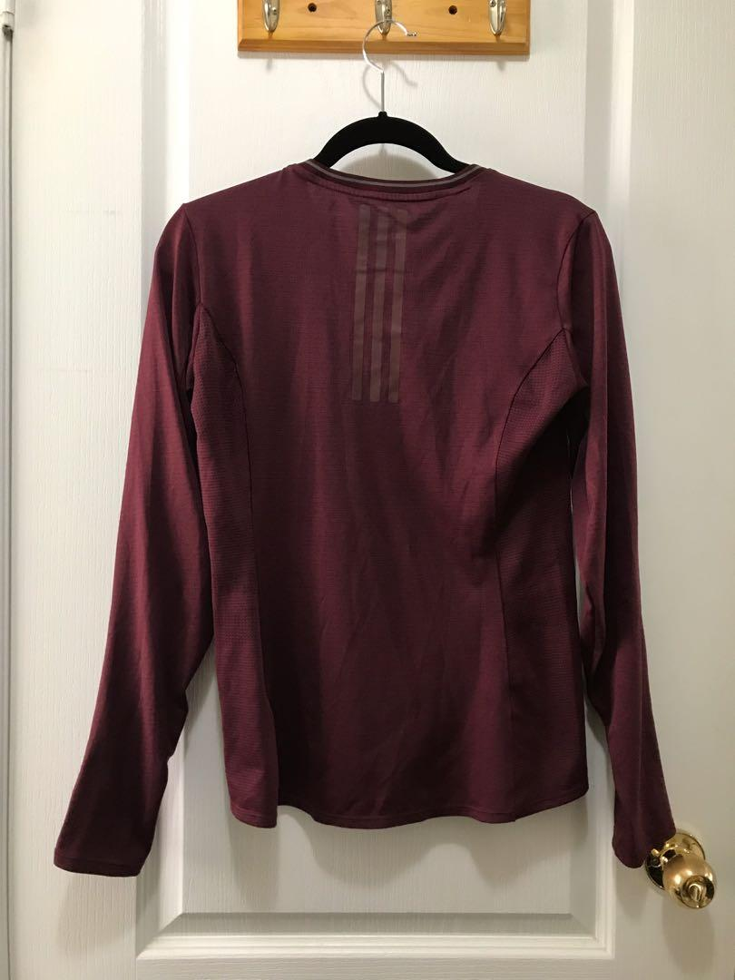 Adidas thermal long sleeve (S)