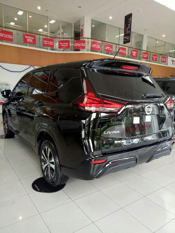 All New Livina VE AT Hitam 2019